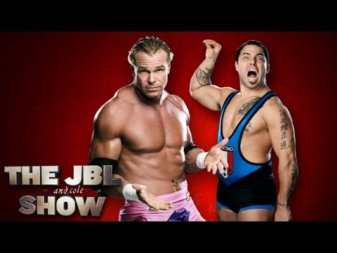 WWE Performance Center Adventure! - The JBL & Cole Show Episode #43