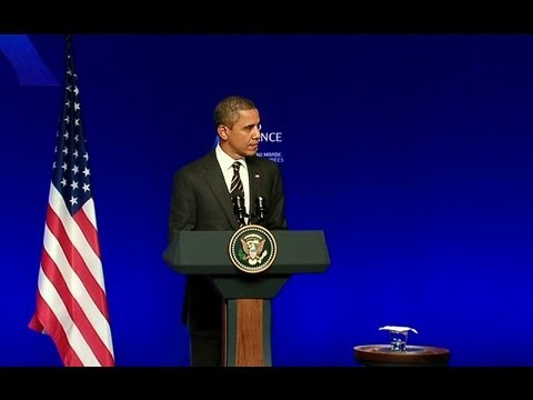 President Obama-s Press Conference on the G20 Summit