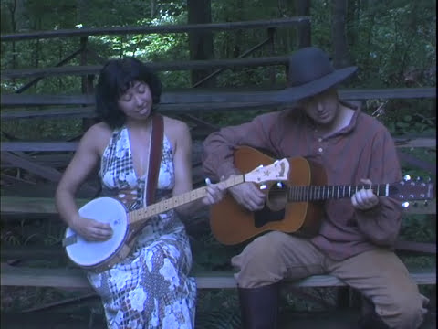 Mean Mary - dueling banjo and guitar song Joy