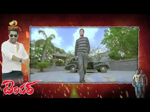 A Special AV of Jr NTR | The Journey of Young Tiger till Temper | First Look