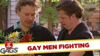 Just for laughs - Khi gay nổi giận