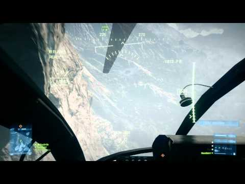 Battlefield 3 - James Bond Style