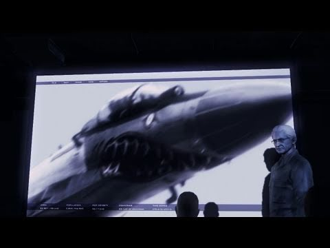 ACE COMBAT ASSAULT HORIZON - PS3 / X360 - The Shark Trailer