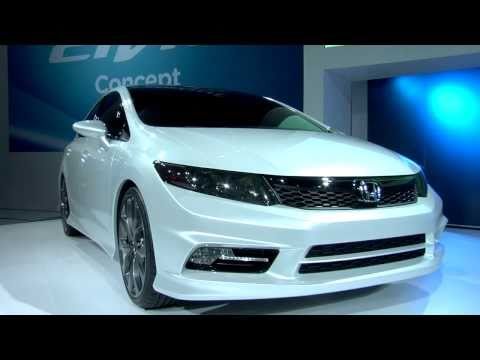 All New Honda Civic Sedan 2012