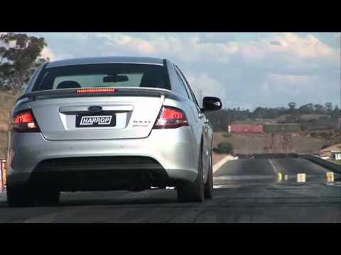 Harrop XR8 - Standing 400m - Motor Hot Tuner Shootout 2010