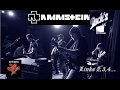 ZERBER - Links 2,3,4 ... (cover RAMMSTEIN, live at ZF XXV)