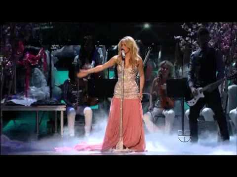 SHAKIRA - Resumen Latin Grammys 2011 parte  1 (Orgullo Barranquillero, Colombiano Y Latino)