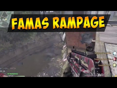 FAMAS Rampage on Favela
