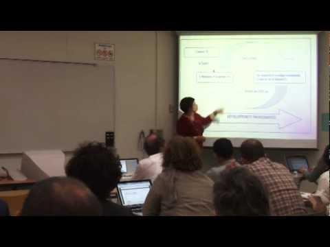 Symposium Hy-Sup à l'AIPU2012 Partie 1 Claire Peltier Genevieve Lameul