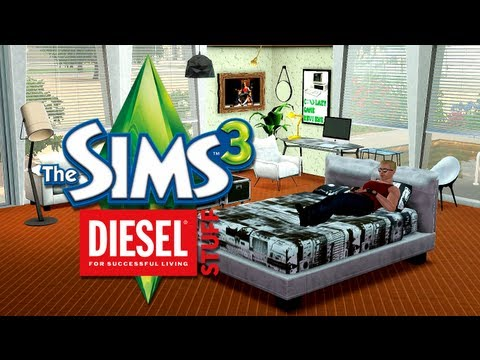 LGR - The Sims 3 Diesel Stuff Review
