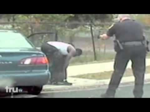 Most Shocking   Insane Police Car Chase and Shootout with Criminal