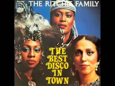 Ritchie Family   The best disco in town 1976-58orly