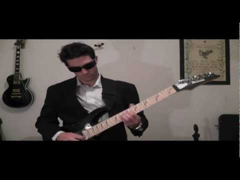 Adele~Skyfall Electric Guitar Cover