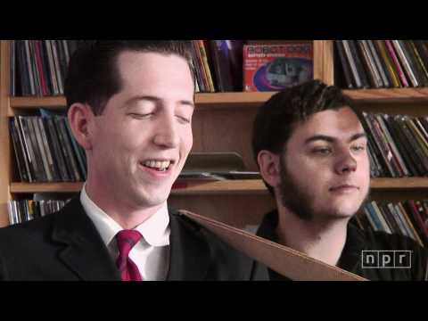 Pokey LaFarge: NPR Music Tiny Desk Concert