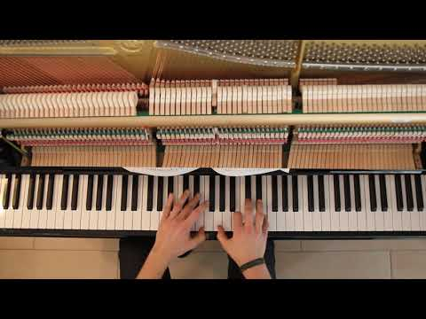 One Winged Angel - Final Fantasy VII Piano Collections *remake* (very hard)