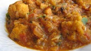 Vada Masala Curry..
