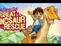Go Diego Go! Great Dinosaur Rescue | Full Game 2014