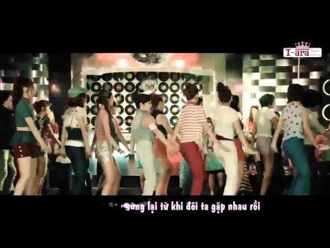 [Vietsub] [MV] T-ara - Roly Poly (Stage ver.) [360kpop.com]