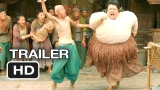 Journey To The West Official Trailer (2013) - Stephen Chow Movie HD