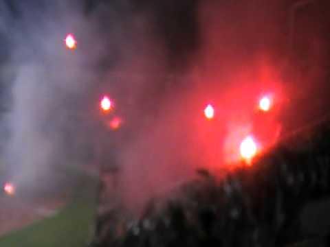 Raja vs Mas  1 - 1 du 21-09-2011, Craquage Magana.