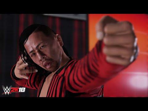 WWE 2K18 Roster Reveal Part 2: Samoa Joe Introduces 37 More Superstars - UCKy1dAqELo0zrOtPkf0eTMw