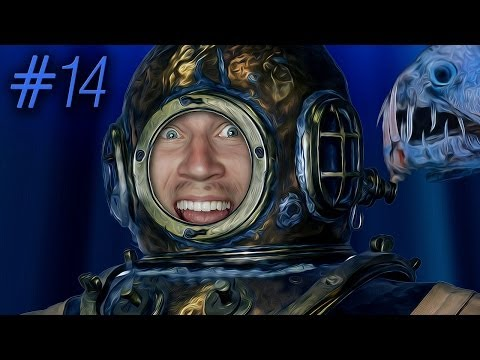 DEEP SEE FISHIN'  - Beyond: Two Souls - Gameplay, Walkthrough - Part 14