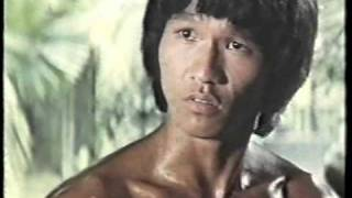 Bruce Le in Bruce and Shao-lin Kung Fu 2