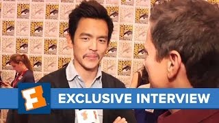 Total Recall - John Cho Comic-Con 2011 Exclusive Interview - YouTube