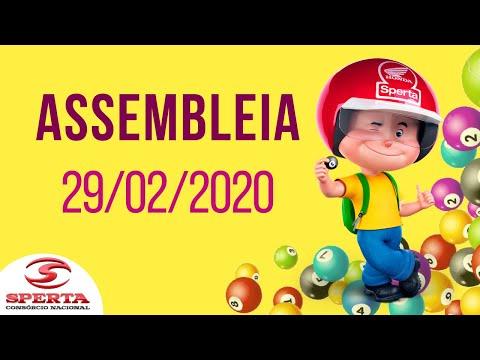 Sperta Consórcio - Assembleia - 29/02/2020