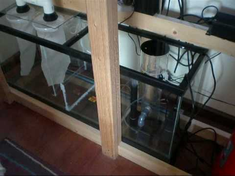 Custom Aquarium D.I.Y. Sump/Refugium for a 125 coral reef tank
