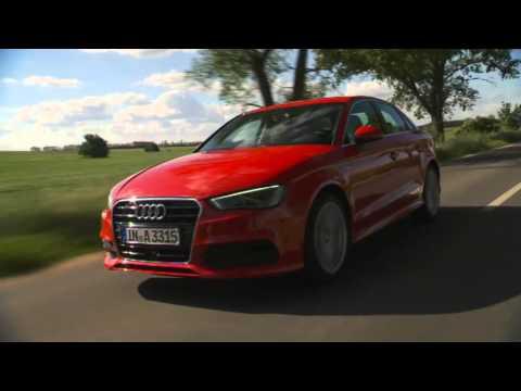 Dynamischer Kompakter mit vier Türen - die Audi A3 Limousine