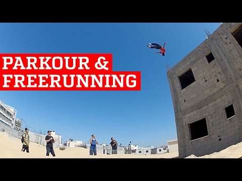 BEST PARKOUR & FREERUNNING 2016 | PEOPLE ARE AWESOME - UCIJ0lLcABPdYGp7pRMGccAQ