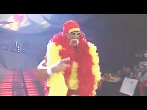 Hulk Hogan and Shawn Michaels Tag 5/1/05