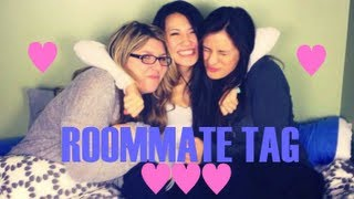 Roommate Tag -- beautycakez