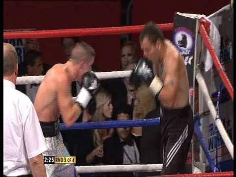 Boxing Ronnie Heffron ( Winner ) v Billy Smith