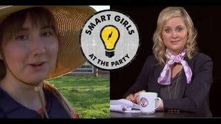 Horse Therapy. Smart Girls w/ Amy Poehler. Ep 10 view on youtube.com tube online.