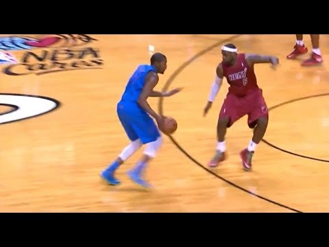 Kevin Durant Offense Highlights 2012/2013 Part 2