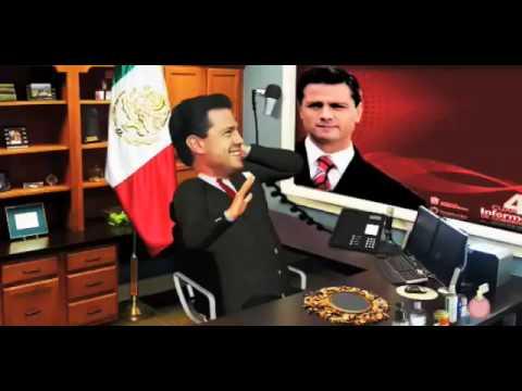 Enrique Peña Nieto: Codigo Paulette