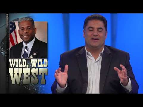 How Allen West Pardons Right Wing (Racism) & Hate Against Obama  7/20/14