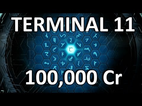 â–º Halo: Anniversary - Secret Terminal 11: Threshold + 100K Credits