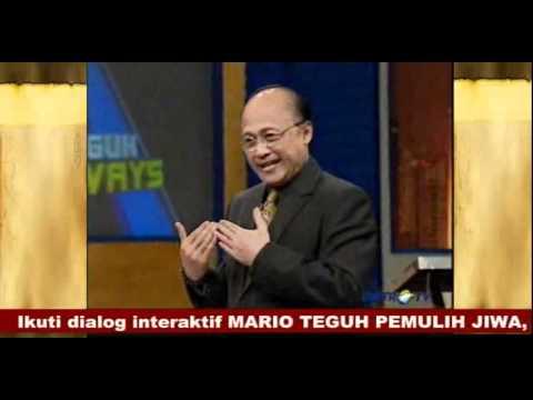 Mario Teguh Golden Ways - Krisis Identitas (2/5)