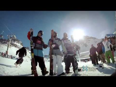 GoPro HD: Victory in Tignes - Winter X Games Europe 2012
