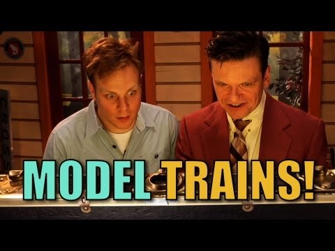 Choo Choo Bob Show - Model Train Salesman