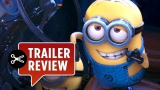 Instant Trailer Review: Despicable Me 2 - Official Trailer (2012) Steve Carell Animated Movie HD