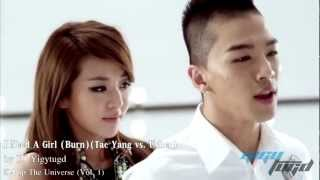 Tae Yang vs. Usher - I Need A Girl (Burn) | DJ Yigytugd