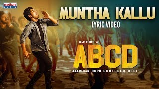 Muntha Kallu Lyrical Video | ABCD