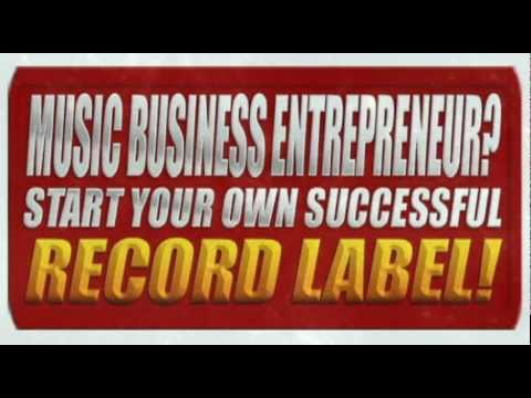 Start A Record Label - Record Label Business Plan