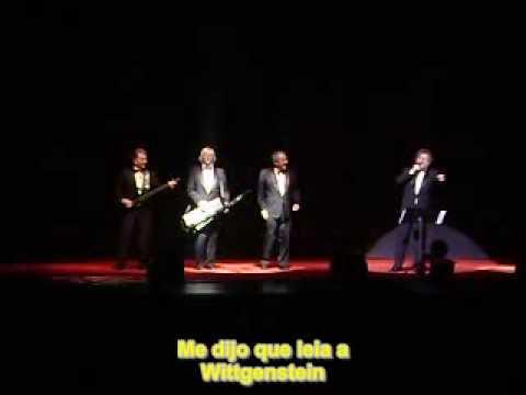 Les Luthiers- Dilema de Amor SUBTITULADO!!!!!!