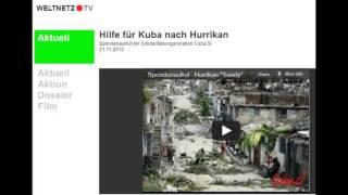 Lateinamerika in der deutschen Medienberichterstattung (Interview 13.12.12)