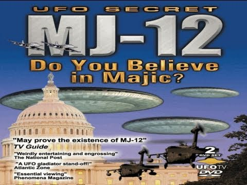 UFOTV Presents - UFO Secret MJ-12 - FREE Movie